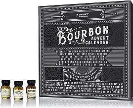 Drinks By The Dram - The Bourbon Advent Calendar (2019 Edition)