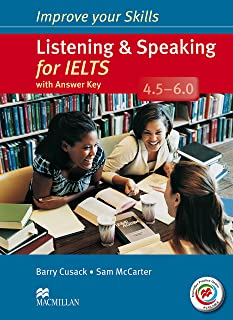 Improve Your Skills: Listening & Speaking for IELTS 4.5-6.0 Student's Book with key & MPO Pack