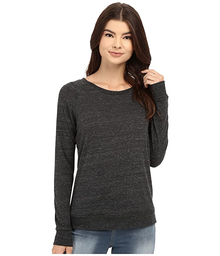 Alternative Eco Heather Slouchy Pullover