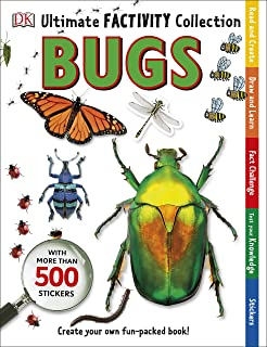 Bugs Ultimate Factivity Collection: Create your own Fun-packed Book!