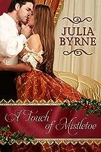 A Touch of Mistletoe (Regency Romance and Mystery Book 2)