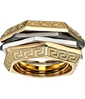 Versace - Tricolor Ring