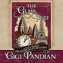 The Glass Thief: Jaya Jones Treasure Hunt Mystery Series, Book 6
