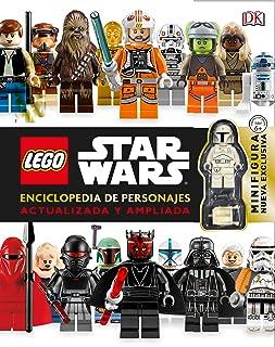 LEGO Star Wars. Enciclopedia de personajes actualizada