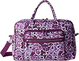 Vera Bradley Luggage - Iconic Weekender Travel Bag