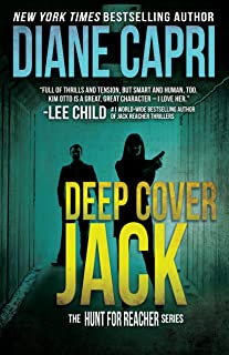 Deep Cover Jack: Hunting Lee Child's Jack Reacher (The Hunt For Jack Reacher Series Book 7) (English Edition)