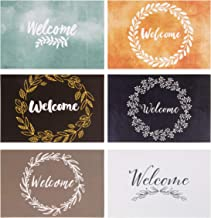 welcome stationary