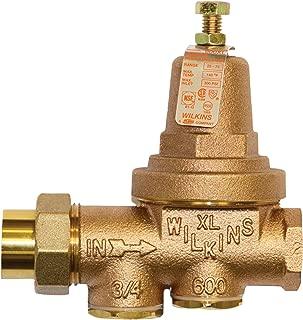 Best wilkins water pressure regulator model 600 Reviews