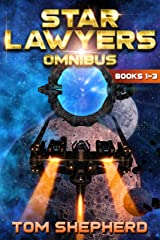 Star Lawyers Omnibus : Main Series - Books 1-3 Kindle Edition