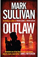 Outlaw (Robin Monarch Book 2) Kindle Edition