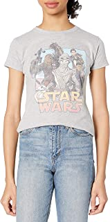 Star Wars Junior's Leading Lady Graphic T-Shirt