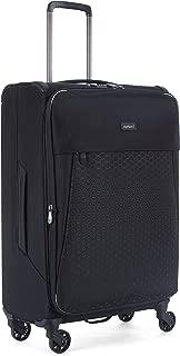 Antler 4081124016 Oxygen 4W Medium Roller Case Suitcases (Softside), Black, 70 cm