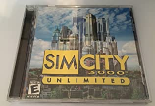 SimCity 3000 Unlimited - PC