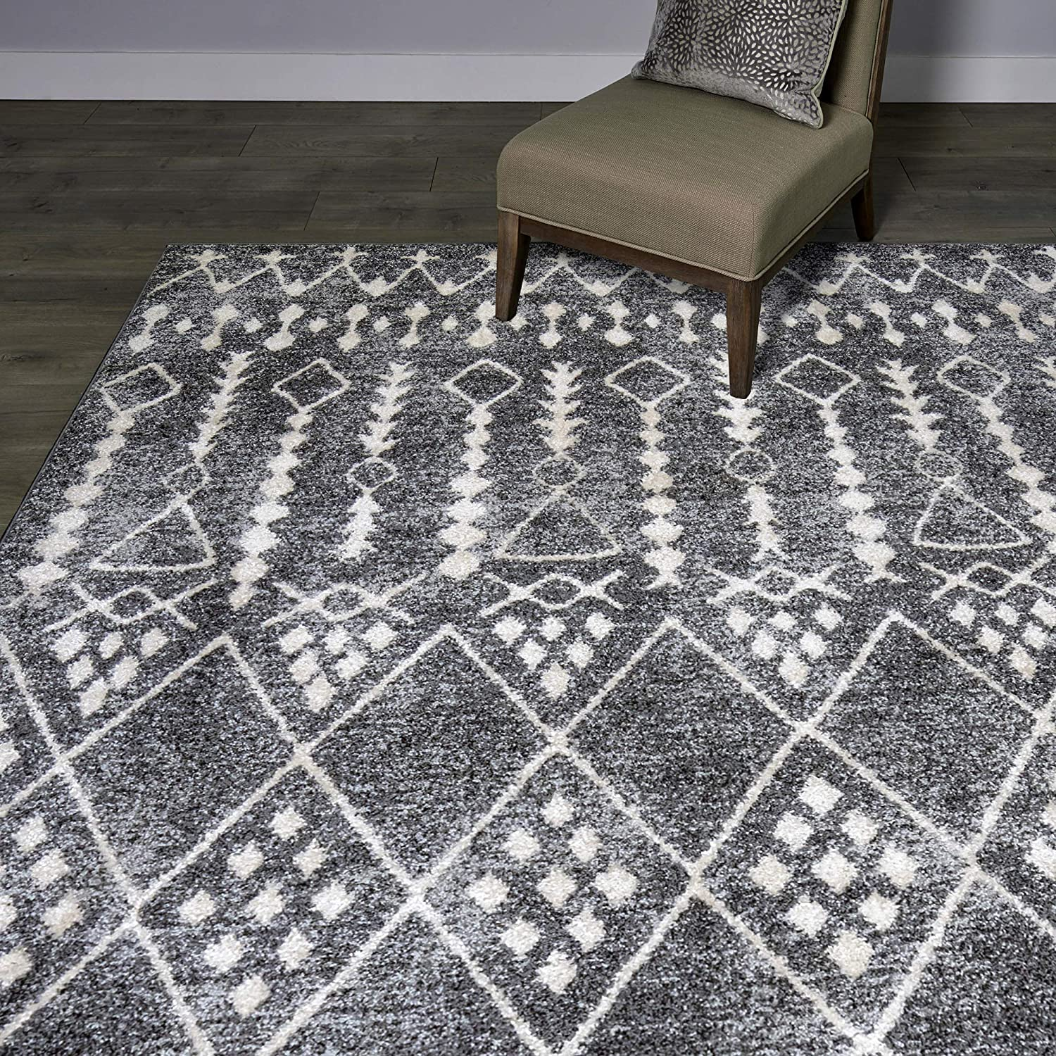 Gertmenian Modern Abstract Today's only Contemporary 8x10 Rug Low price Area High-Low