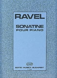 RAVEL - Sonatina para Piano (Kovats)