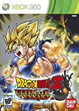 Jogo Dragon Ball Z: Ultimate Tenkaichi - Xbox 360