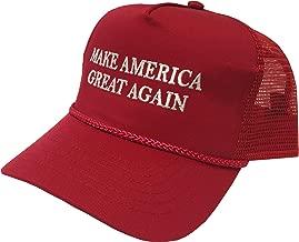 Campaign Adjustable Unisex Hat Cap Make America Great Again! Donald Trump