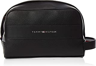 Tommy Hilfiger TH Business Washbag Men Wallets, Card Cases & Money Organizers, Black, Am0Am04811