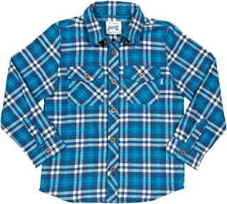 Kite Blue Plaid Shirt