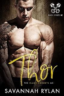 Thor (The Black Hornets MC Book 5)