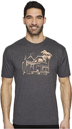Quiksilver Waterman - Kanaka Trip Short Sleeve Tee