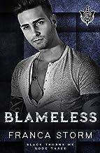 BLAMELESS (Black Thorns MC, #3)