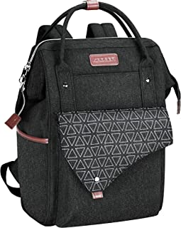 KROSER Laptop Backpack 15.6 Inch Stylish School Computer Backpack with USB Charging Port Water-repellent College Daypack T...