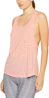 Lorna Jane Womens Pretty Leopard Burnout Tank