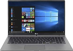 "LG gram Thin and Light Laptop - 15.6"" Full HD IPS Display, Intel Core I5 (7th Gen), 8GB RAM, 256GB SSD, Back-lit Keyboard ..."