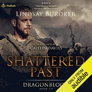 Shattered Past: Dragon Blood, Book 7.5