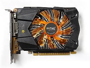 Zotac GeForce GTX 750 1GB GDDR5 PCI Express 3.0 DVI Mini-HDMI Graphics Card ZT-70701-10M (Renewed)