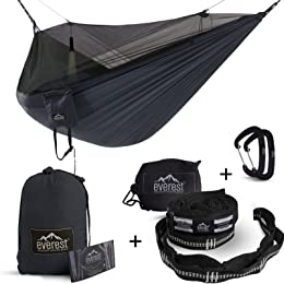 Best hammock tents for camping