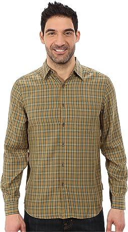 Hemlock Herringbone Long Sleeve Shirt