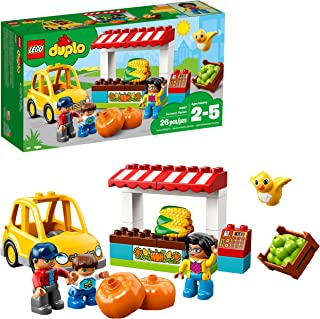 LEGO DUPLO Town Farmers' Market 10867 Building Blocks (26...