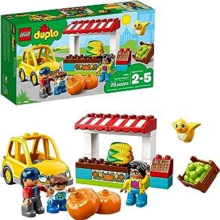 LEGO DUPLO Town Farmers' Market 10867 Building Blocks (26 Pieces)
