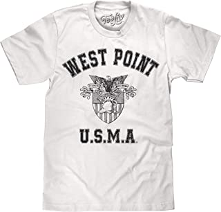 West Point T-Shirt - United States Military Academy Shirt (White)