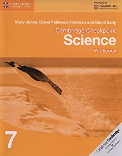 Cambridge Checkpoint Science Workbook 7 (Cambridge International Examinations)
