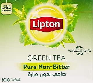 Lipton Green Tea Pure Non Bitter 100s