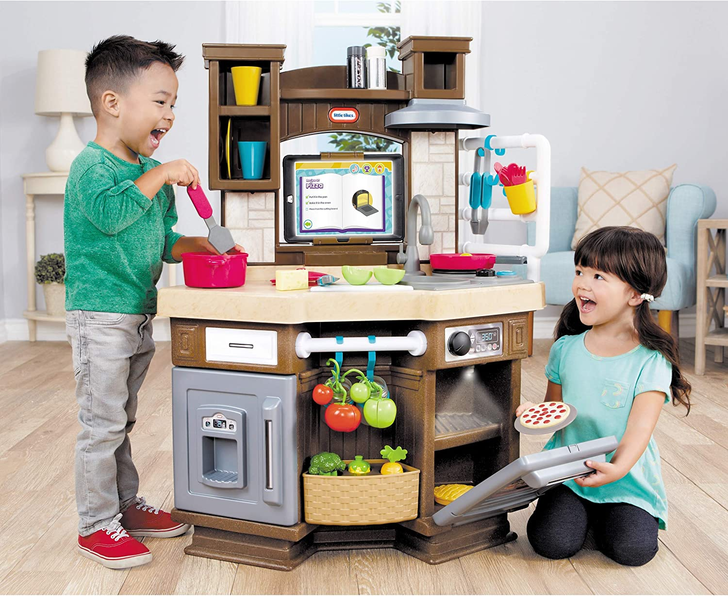 little tikes Cook and Learn Smart Kitchen Amazon.de Spielzeug