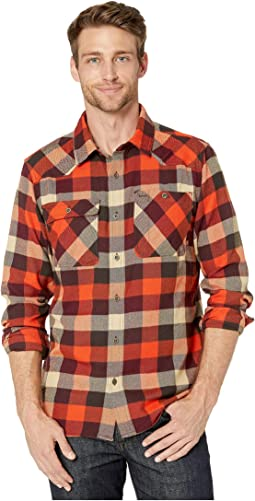 Paprika Plaid