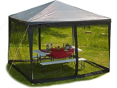 NAO - Pérgola bioclimática clásica (5 x 4 m): Amazon.es: Jardín