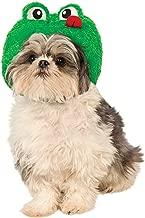 Rubies Costume Frog Hood Dog Costume