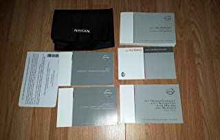 2017 Nissan Murano Owners Manual