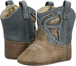 Soft Sole Western Boot (Infant)
