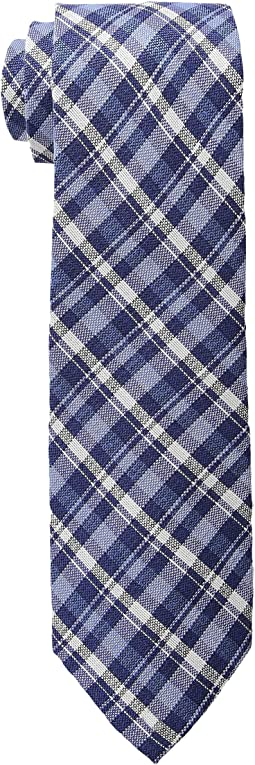 LAUREN Ralph Lauren - Navy Color Plaid Tie