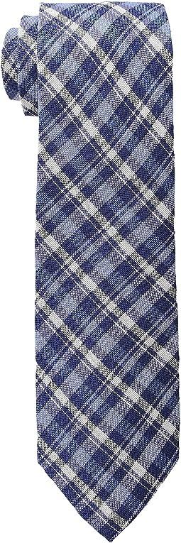 LAUREN Ralph Lauren - Navy Color Plaid Tie