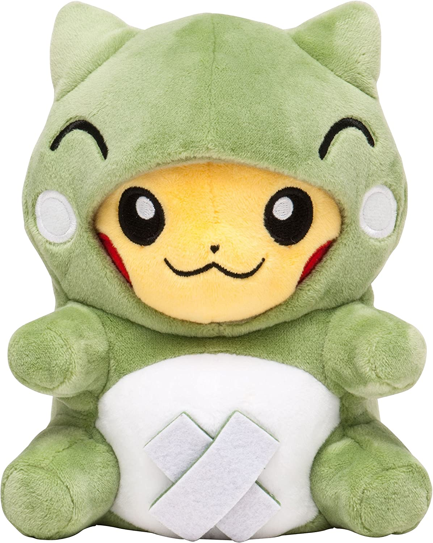 venta con descuento Scapegoat of the the the Pokemon Center Original costume Pikachu stuffed Pokeparure  sorteos de estadio