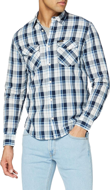 Lee Regular Shirt Camisa para Hombre