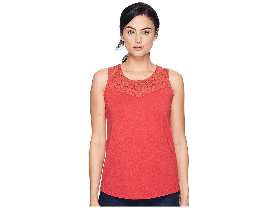Aventura Clothing Pilar Tank Top (Cardinal) Women