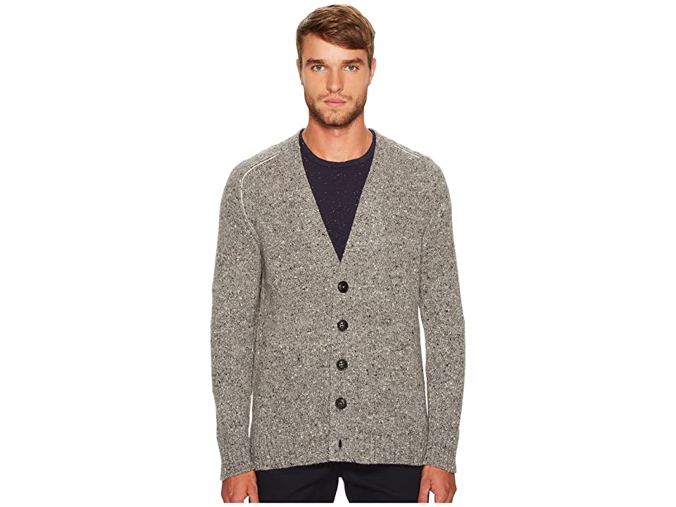Marc Jacobs Olympia Cardigan (Grey) Men